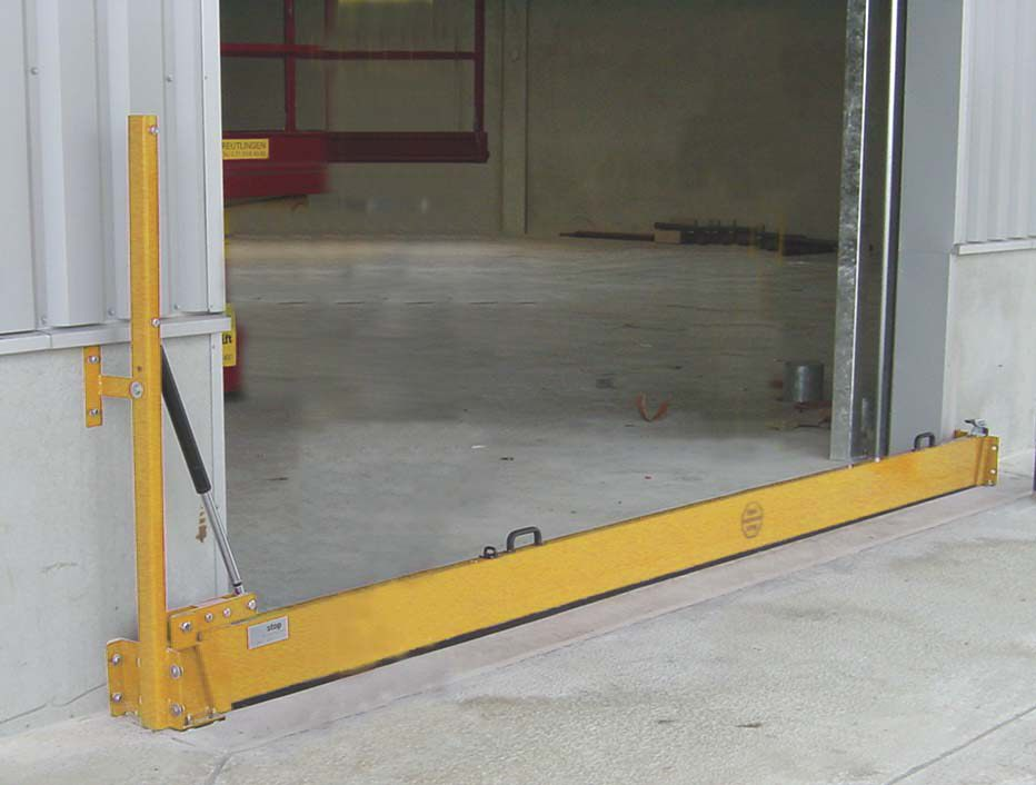 doorway spill barrier, water barrier liquistop spill barrier lq-k